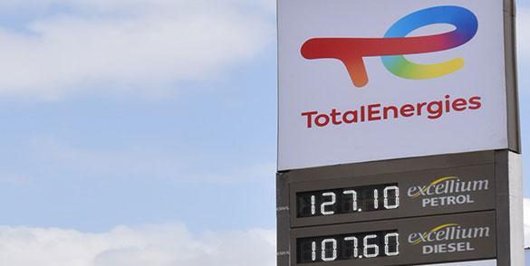 TotalEnergies ERC Fuel Prices
